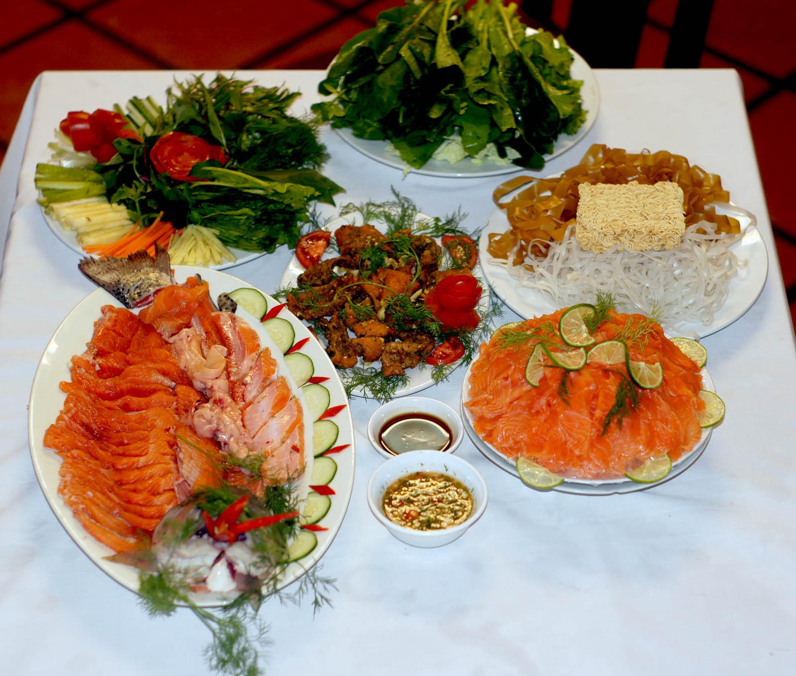 Những món ăn dân dã
